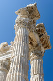 Temple of Trajan Stock Image