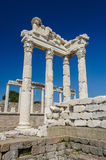 Temple of Trajan Royalty Free Stock Image