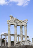 Temple of Trajan Royalty Free Stock Images