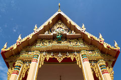 Temple, Trat, Thailand Stock Photography