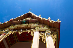Temple, Trat, Thailand Stock Images