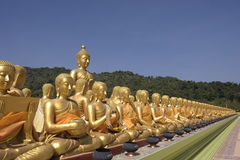 Temple. In trave Asia, nakohonnayork in Thailand Stock Photos