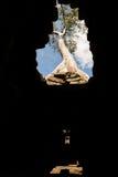 Temple tree Stock Photography