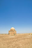 Temple in Turkmenistan Royalty Free Stock Photo