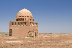 Temple in Turkmenistan Royalty Free Stock Photo