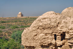 Temple in Turkmenistan Stock Photos