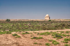 Temple in Turkmenistan Stock Images