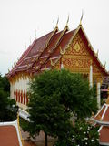 Temple - Udon Thani. Thailand (2013 Royalty Free Stock Image