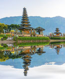 Temple ulun danu Royalty Free Stock Photos