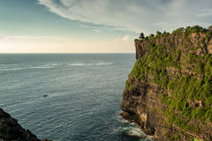 The Temple at Uluwatu Stock Photo