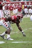Temple University defensive end Adrian Robinson Royalty Free Stock Photos