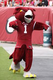 Temple University mascot, the Owl Royalty Free Stock Photography