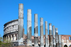 Temple of Venus Stock Photography