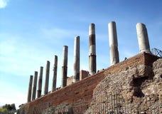 Temple of Venus Royalty Free Stock Image