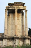 Temple of Vesta Stock Photos