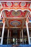 Temple in vientiane laos Royalty Free Stock Photos