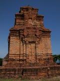temple Vietnam de champa Photo libre de droits
