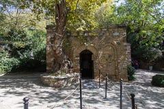Temple of Virgin Mary, Ephesos, Turkey Stock Photography