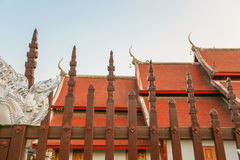 The temple Royalty Free Stock Photography