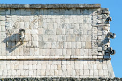 Temple of the Warriors at Chichen Itza, Yucatan, Mexico Royalty Free Stock Photo