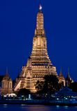 Temple, Wat Arun, Bangkok, Thailand Royalty Free Stock Photo