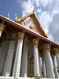 Temple. Wat Arun Bangkok Thailand tourist attraction Buddhist Stock Photo