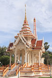 Temple Wat Chalong in Phuket Stock Images