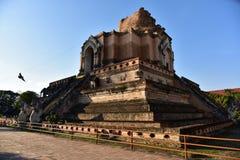 Temple of Wat Chedi Luang Worawihan in Chiang Mai Stock Photo