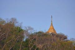 Temple. Wat Khao Chong Pran at Ratcha-buree, Thailand Stock Photos
