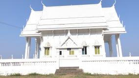 Temple - Wat Khao Laem Sing stock video footage
