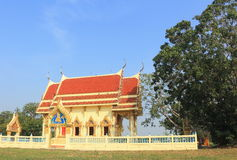 Temple at Wat lum Royalty Free Stock Images
