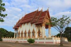Temple at Wat Nong Sano Royalty Free Stock Photo