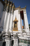 Temple at Wat Pho Royalty Free Stock Photos