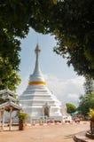 Temple Wat Phra That Doi Kong Mu. Mae Hong Son. Thailand Royalty Free Stock Photography