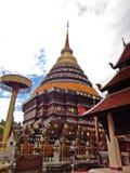 Temple. Wat Prathat Lampang Luang,Lampang,Thailand Royalty Free Stock Photography