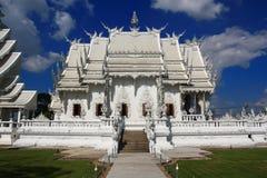 Temple. Wat Rong Khun, Chiang Rai Royalty Free Stock Photography