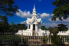 Temple. Wat Rong Khun, Chiang Rai Royalty Free Stock Photos