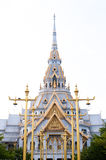 Temple of wat Sothornwararam Royalty Free Stock Photography