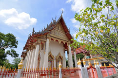 Temple wat thai Royalty Free Stock Images