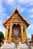 Temple wat thai Royalty Free Stock Image