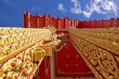 Temple wat thai Stock Photography