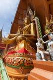 Temple Wat Tham Sua ; Thaïlande photos libres de droits