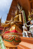 Temple Wat Tham Sua; Thailand Royalty Free Stock Photos