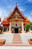 Temple Wat Tham Sua; Thailand Stock Photography
