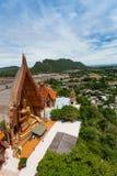 Temple Wat Tham Sua; Thailand Stock Photos