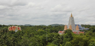 Temple Wat Yan Stock Photo