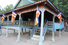 Temple in  West Baray (Khmer: Baray Teuk Thla) Stock Photo