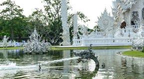 Temple white Stock Image