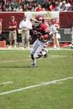 Temple Wide Receiver James Nixon #23 Royalty Free Stock Photos