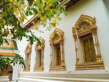 Temple window Royalty Free Stock Photo